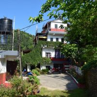 Our Nepal Yoga retreat location in Pokhara